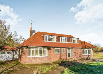Thumbnail 7 bed detached house for sale in Harlaxton Road, Grantham