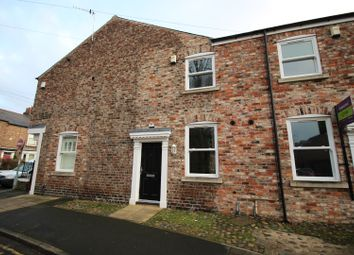 Thumbnail 1 bed terraced house for sale in Bowling Green Lane, York
