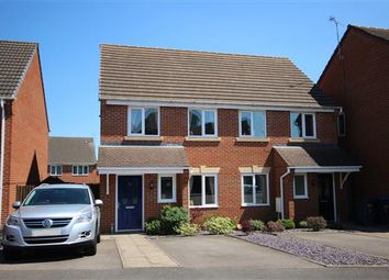 Thumbnail 2 bedroom semi-detached house for sale in Bannock Street, Weston Coyney, Stoke-On-Trent