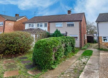 Thumbnail 2 bed semi-detached house for sale in Wheatleys, St. Albans, Hertfordshire