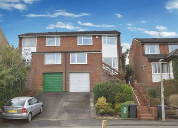 Thumbnail 4 bed semi-detached house for sale in Candytuft Green, Widmer End, High Wycombe