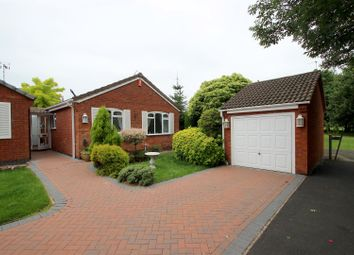 Thumbnail 2 bed detached bungalow for sale in Solent Drive, Walsgrave, Coventry