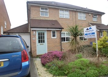 Thumbnail 3 bed semi-detached house to rent in Elm Cresent, Parc Penllergaer, Swansea.