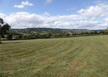 Thumbnail Land for sale in Monkton, Honiton, Devon