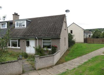 Thumbnail 3 bed semi-detached house for sale in Kirkside, Alness