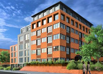 Thumbnail 1 bed flat for sale in Park House, 15 Bath Road, Slough
