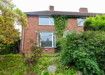 Thumbnail 2 bed semi-detached house to rent in Ivy House Drive, Barlaston, Staffordshire
