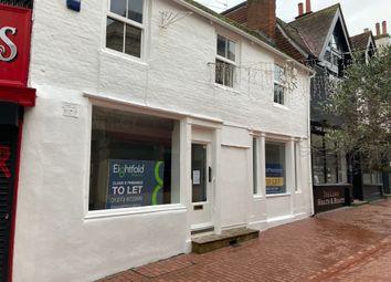Thumbnail Retail premises to let in Market Street, Brighton