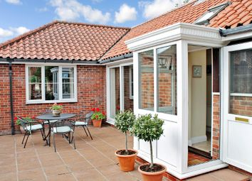 Thumbnail 2 bedroom detached bungalow for sale in Diss, Norfolk