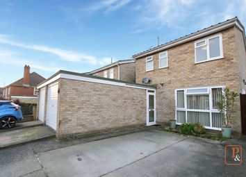 3 bed link-detached house for sale in Springfield Lane, Ipswich IP1