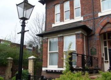 Thumbnail 1 bed flat to rent in Seymour Road, Crumpsall