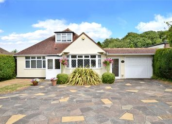 Thumbnail 4 bed detached bungalow for sale in Banstead Road, Banstead, Surrey