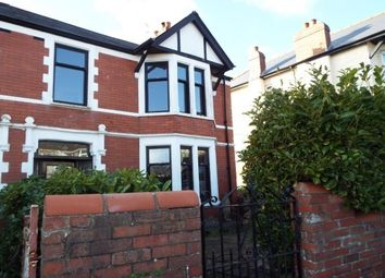 Thumbnail 3 bed semi-detached house to rent in Fairwater Grove West, Llandaff, Cardiff