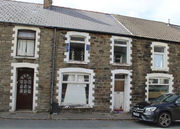 Thumbnail 3 bed terraced house for sale in 32 Princess Street, Abertillery, Blaenau Gwent