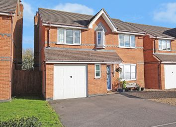 Thumbnail 4 bed detached house to rent in Hargreaves Road, Trowbridge