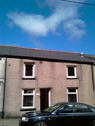 Thumbnail 2 bed terraced house to rent in Queen Victoria Strret, Tredegar