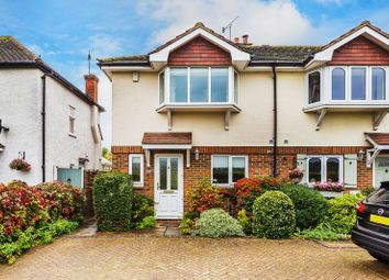 Thumbnail 3 bed semi-detached house for sale in Jubilee Terrace, Middle Street, Strood Green, Betchworth
