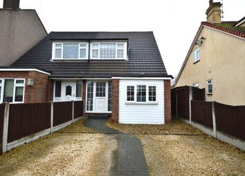 Thumbnail 2 bed semi-detached house for sale in Southend-On-Sea, Essex