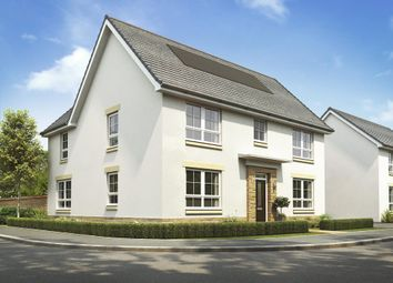 "Thumbnail 4 bed detached house for sale in ""Brechin"" at Malletsheugh Road, Newton Mearns, Glasgow"