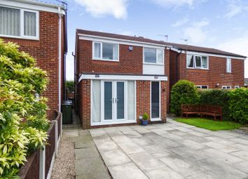 Thumbnail 3 bed detached house for sale in Leafield, Tyldesley, Manchester