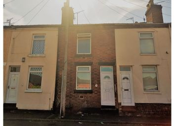 Thumbnail 2 bed terraced house for sale in Livingstone Street, Stoke-On-Trent
