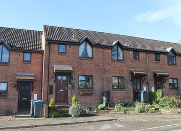 Thumbnail 2 bed terraced house for sale in Roedeer Cottages, Raskelf, York