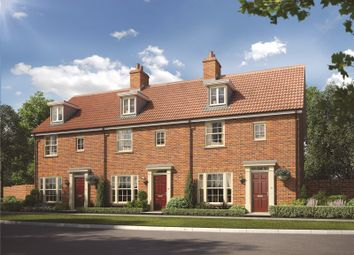 3 bed end terrace house for sale in Willowbrook, The Street, Bramford, Ipswich IP8