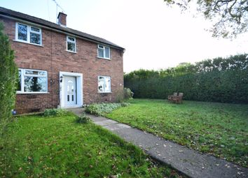 Thumbnail 3 bed semi-detached house for sale in The Arowry, Big Arowry, Hanmer, Whitchurch