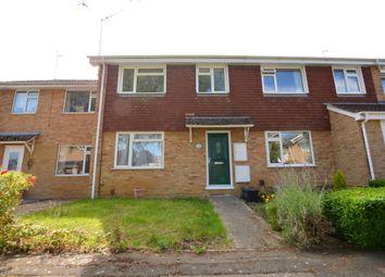 Thumbnail 3 bed terraced house to rent in Rossett Gardens, Trowbridge