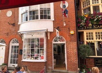 Thumbnail Retail premises for sale in Church Street, Windsor