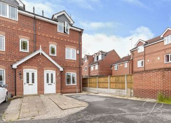 Thumbnail 3 bed semi-detached house for sale in Blackthorn Drive, Mansfield