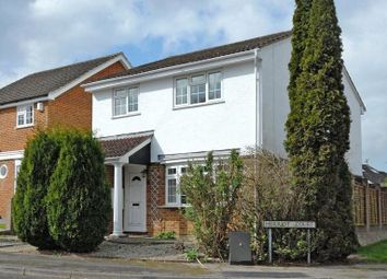 Thumbnail 4 bed detached house to rent in Herriot Court, Yateley