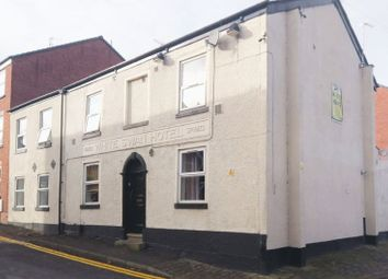 Thumbnail 11 bed terraced house for sale in Rodney Street, Macclesfield