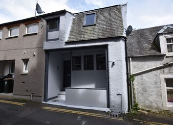 Thumbnail 1 bed terraced house for sale in Cornton Place, Crieff