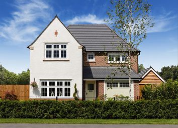 Thumbnail 4 bed detached house for sale in Regents Grange, Chester Lane, Saighton, Chester, Cheshire