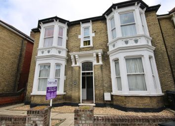 Thumbnail 1 bed flat to rent in St. Edwards Road, Southsea