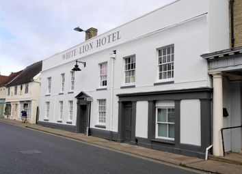 Thumbnail 1 bed flat for sale in White Lion Hotel, Magdalan Road, Hadleigh, Ipswich, Suffolk