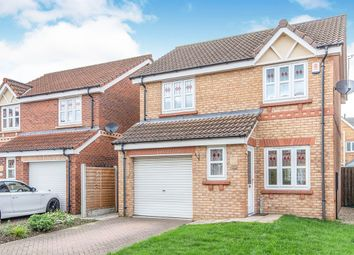 Thumbnail 3 bed detached house for sale in Evans Court, Armthorpe, Doncaster, South Yorkshire