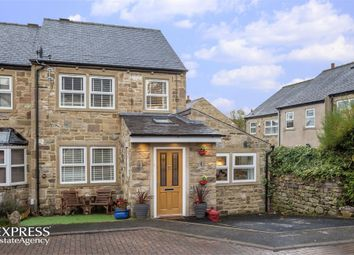 Thumbnail 3 bed semi-detached house for sale in Birkdale Court, Low Utley, Keighley, West Yorkshire