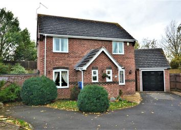 Thumbnail 3 bed detached house for sale in Clover Gardens, Stamford