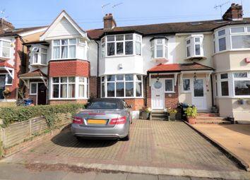 Thumbnail 3 bedroom terraced house for sale in East Walk, East Barnet