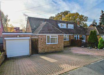 Thumbnail 4 bed semi-detached house for sale in Cedars Close, Sandhurst, Berkshire
