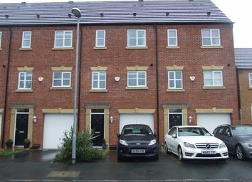 Thumbnail 3 bed terraced house for sale in Tai Maes, Mold, Flintshire