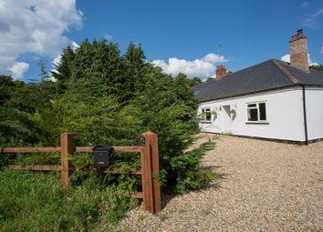 Thumbnail 2 bedroom semi-detached bungalow for sale in Norfolk/Suffolk Borders, Santon Downham, Near Thetford
