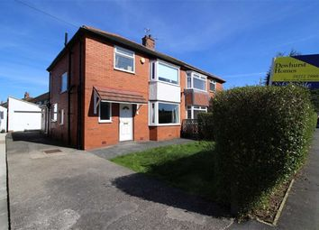 Thumbnail 3 bed semi-detached house for sale in Elm Avenue, Ashton-On-Ribble, Preston