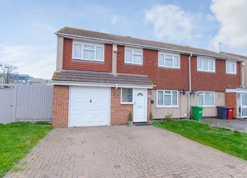 Thumbnail 4 bed semi-detached house for sale in Layburn Crescent, Langley, Slough