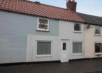 Thumbnail 2 bed terraced house for sale in Silver Street, Bardney, Lincoln, Lincolnshire