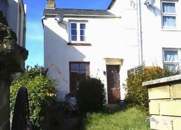 Thumbnail 1 bed cottage to rent in Player Street, Ryde