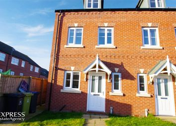 Thumbnail 3 bed town house for sale in Nickersons Walk, Caistor, Market Rasen, Lincolnshire