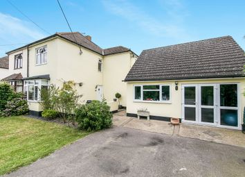 Thumbnail 3 bed semi-detached house for sale in Plough Road, Great Bentley, Colchester